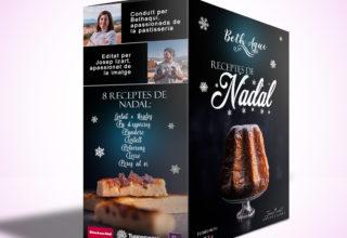 Curs de receptes de Nadal – catalán (próximamente en castellano).